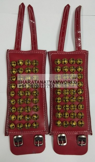Ghungroo for bharatanatyam Non leather