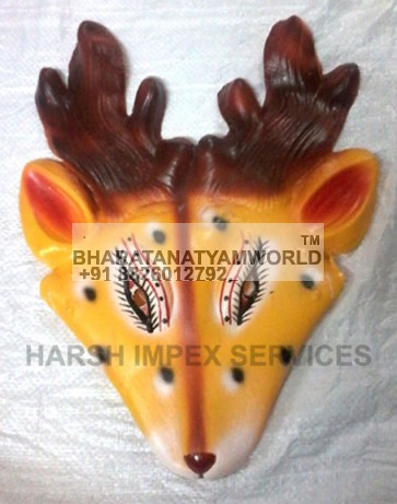 DEER MASK RUBBER
