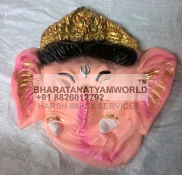 GANESH MASK RUBBER
