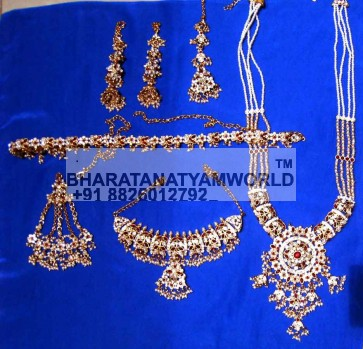 Kathak Dance Jewellery DS8