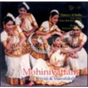 Mohiniyattam Dances Of India BOOK