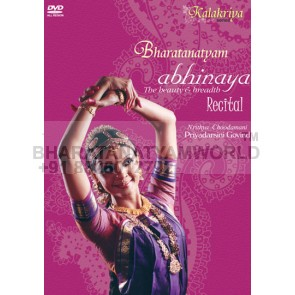 Abhinaya / Abhinaya - Recital - the beauty & breadth