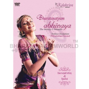 Abhinaya / Abhinaya - Demonstration & Recital - the beauty & breadth