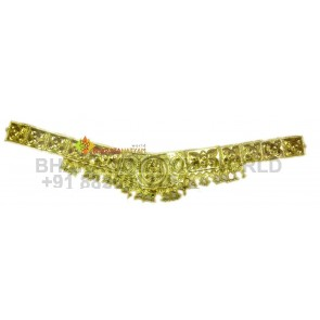 Gold Finish Lakshmi ,Waist Belt (Kamar Bandh)