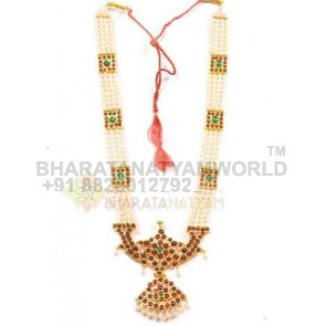 Big Necklace Rani Haar / Muthumanai 19