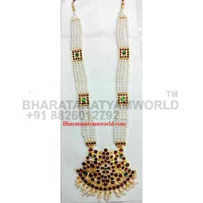 Big Necklace Rani Haar / Muthumanai 21