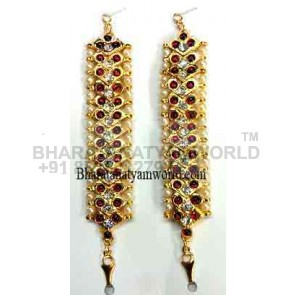 Temple Kaan Chain (Mattal) Diamond V Stlye