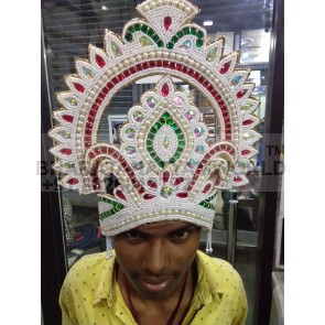 KRISNA KING RAM DURGA CROWN