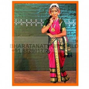 Artificial Silk Kuchipudi Costumes
