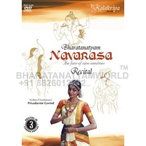 Navarasa / Navarasa (Recital) - the face of nine emotions