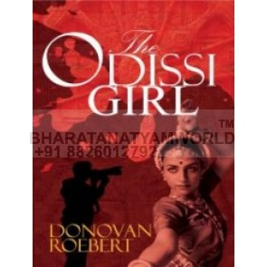 The Odissi Girl by Donovan Roebert