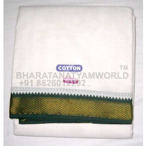 South Indian Cotton Dhoti For Men