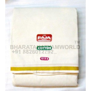 South Indian Cotton Dhoti For Men 2