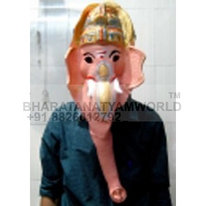 Ganesh Ji Mask - Big