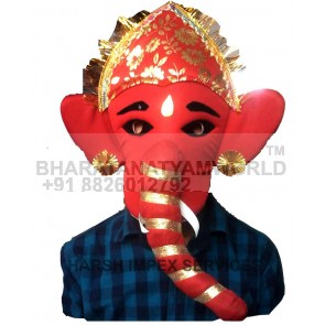 GANESH CLOTH MASK
