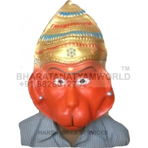 HANUMAN MASK RUBBER