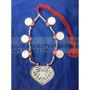 KASHMIRI NECKLACE SILVER