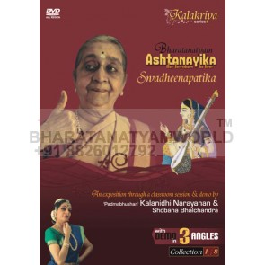 Javalis / Ashtanayika - Swadheenapatika - the heroines in love