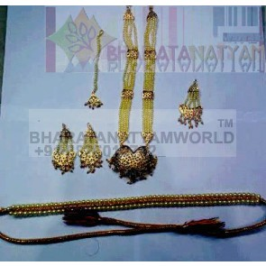 Kathak Dance Jewellery Full Image