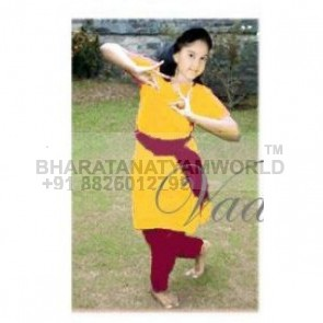 Dance Practice Learning Salwar Kameez